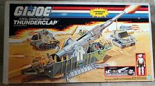 GI Joe Thunderclap 3 in 1 Vehicle Hasbro 1989 Very Good New in Box Condition MIB