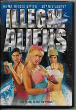 Illegal Aliens 2007 DVD Anna Nicole Smith - Joanie Laurer (Chyna) Brand New