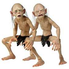 NECA - Lord of the Rings - 1/4 Scale Smeagol and Gollum Pair