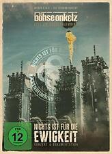 Nichts Ist Für Die Ewigkeit- von Böhse Onkelz (2014), Neu OVP, 2 DVD Set !!!