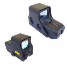 Holographique Red Green Dot tactique Airsoft 551 Portée Combat Sight Lunette