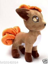 "Vulpix 12"" Pokemon Plush Doll - fire Ash trainer cosplay soft toy plushie"