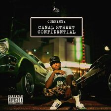 Canal Street Confidential - Currensy   (2015, CD New & Sealed) Explicit Version
