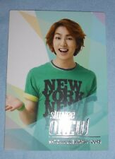 SHINee SMTOWN III Concert Photocard - ONEW