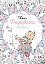 Disney Adorable Cute Pet Animals Puppies Kittens Adult Colouring Book Cats Dogs