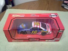 1995 Racing Champions Ted Musgrave #16 Family Chanel Preview 1/24 Diecast Nascar
