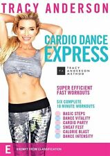Tracy Anderson Cardio Dance Express NEW R4 DVD
