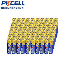 100pcs Bulk Super Heavy Duty AAA 1.5V Zine-Carbon Batteries Toy Remote Battery