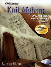NEW HERRSCHNERS KNIT AFGHANS 2007 CONTEST WINNERS