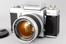 【AB- Exc】 Topcon RE SUPER SLR Film Camera w/RE AUTO TOPCOR 58mm f/1.4 Lens #2024