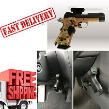 Car Gun Holster Mount Vehicle Magnet Handgun Rifle Fits Truck All Gun Holder