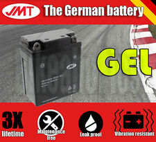 JMT Motorcycle Gel battery - 6N6-3B-1