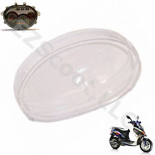 SPEEDOMETER GAUGE INSTRUMENT TRANSPARENT COVER GY6 CHINESE SCOOTER BAOTIAN