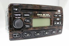 Ford 6000CD RDS EON Wurzelholz 6000 CD Radio Original Autoradio 98AP-18C815-DB