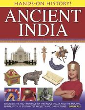 Hands-On History! Ancient India : Discover the Rich Heritage of the Indus...