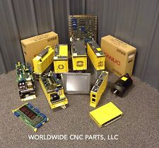 Fanuc A06B-6124-H209 Dual Axis servo amp $2700 WITH EXCHANGE