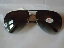 Aviator Sunglasses Quality Light Weight- Sun Glasses A Nice Gift Retro mens
