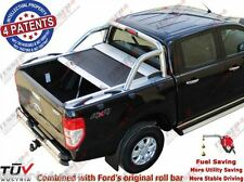 FORD Ranger LIMITED D/C ab 2016-  FACELIFTING ALU Laderaumabdeckung PICK UP