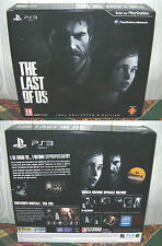 The Last Of Us JOEL Collector's Edition PS3 PAL ITA - SIGILLATO!! (NO uncharted)