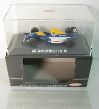 williams renault fw-14b kyosho mansell n.5