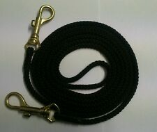 Falconry 3m Double Ended Clip Leash *10/10 For Quality*