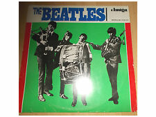 The Beatles - AMIGA ‎– 8 50 040 - LP - Trommelcover - Misprint Fehlpressung