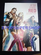 After School RED Single Album Vol. 4 CD Great Cond. OOP Rare Bang NANA Photocard