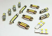 Interior Light LED replacement kit for Honda HRV YELLOW