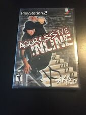 PS2 Aggressive Inline Sony PlayStation 2 Game New