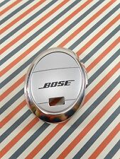 Genuine Bose QC3 QC 3 Headphones Front Plastic Side Cover Part - Silver LEF