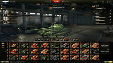 World of Tanks Type59+M60+VK7201+E25+M4190B+T26E4+MK46KR+T95CHIEFTAIN+FV4202