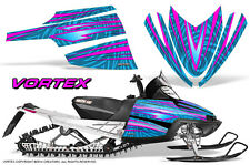 ARCTIC CAT M CROSSFIRE SNOWMOBILE SLED GRAPHICS KIT WRAP CREATORX VORTEX PBLI