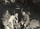 WWII German Large RP- Army Soldier- Semi Nude- Gay Interest- Bunker- Friends