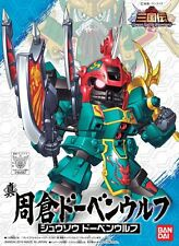 SD BB Warriors Sangokuden Gundam 027 Shin Shuusou Doven-Wolf model kit