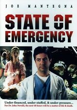 State of Emergency (2012, DVD NEW)