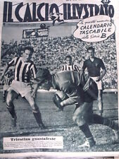 IL Calcio Illustrato 21/09/1950 con calendario Tascabile Serie B  [GS35]