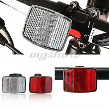 Cycle Road Bike Bicycle Reflector Light Reflective Front Rear Random Sent Tool