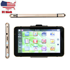 "7"" Car Truck LCD Touch Screen GPS 8GB FM Navigation Navigator Newest US Map"