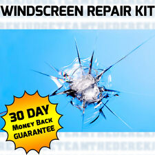 Windscreen Chip & Crack EMERGENCY Repair Kit DIY AMAZING GADGET