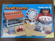 ERTL Farm Country County Fair Set 1/64 Uncut NIB 1996