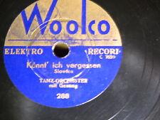 8/4R Tanz Orchester mit Gesang - Könnt ich vergessen - Du schwarzer Zigeuner