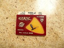 ASTATIC N400-SD record needle stylus PS-116 AC-402DS 662SD 915DS 2625DS DIAMOND