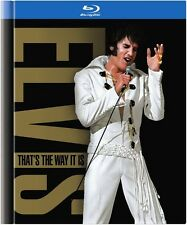 Elvis: That's The Way It Is 2001 (Special Edition) (2014, REGION A Blu-ray New)