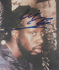 Wyclef Jean Originalautogramm - THE FUGEES