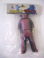 """Emupaiya Red PurpleGold  Heater Robot 7"""" Vinyl Figure sofubi kaiju NEW"""