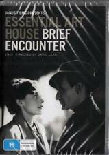 BRIEF ENCOUNTER - DAVID LEAN - NEW DVD - FREE LOCAL POST