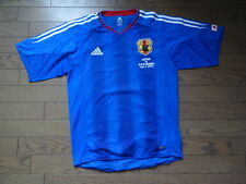 Japan 100% Authnetic Player Issue Soccer Football Jersey Shirt 2004/05 Home M