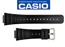 CASIO GW-M5610R GW-5600R G-SHOCK WATCH BAND BLACK polished RUBBER strap GW5600R