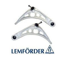Set of 2 OEM Lemfoerder Front Control Arm's (Left & Right Sides) BMW E46 NEW