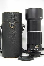 Pentax Super-Takumar 200mm F/4 Lens SN2927667 for M42 Mount *Excellent++*